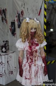Die kleine Mia Ein Zombie zum verlieben