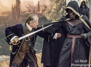 Schwertkampf und Cosplay  RPC 2014