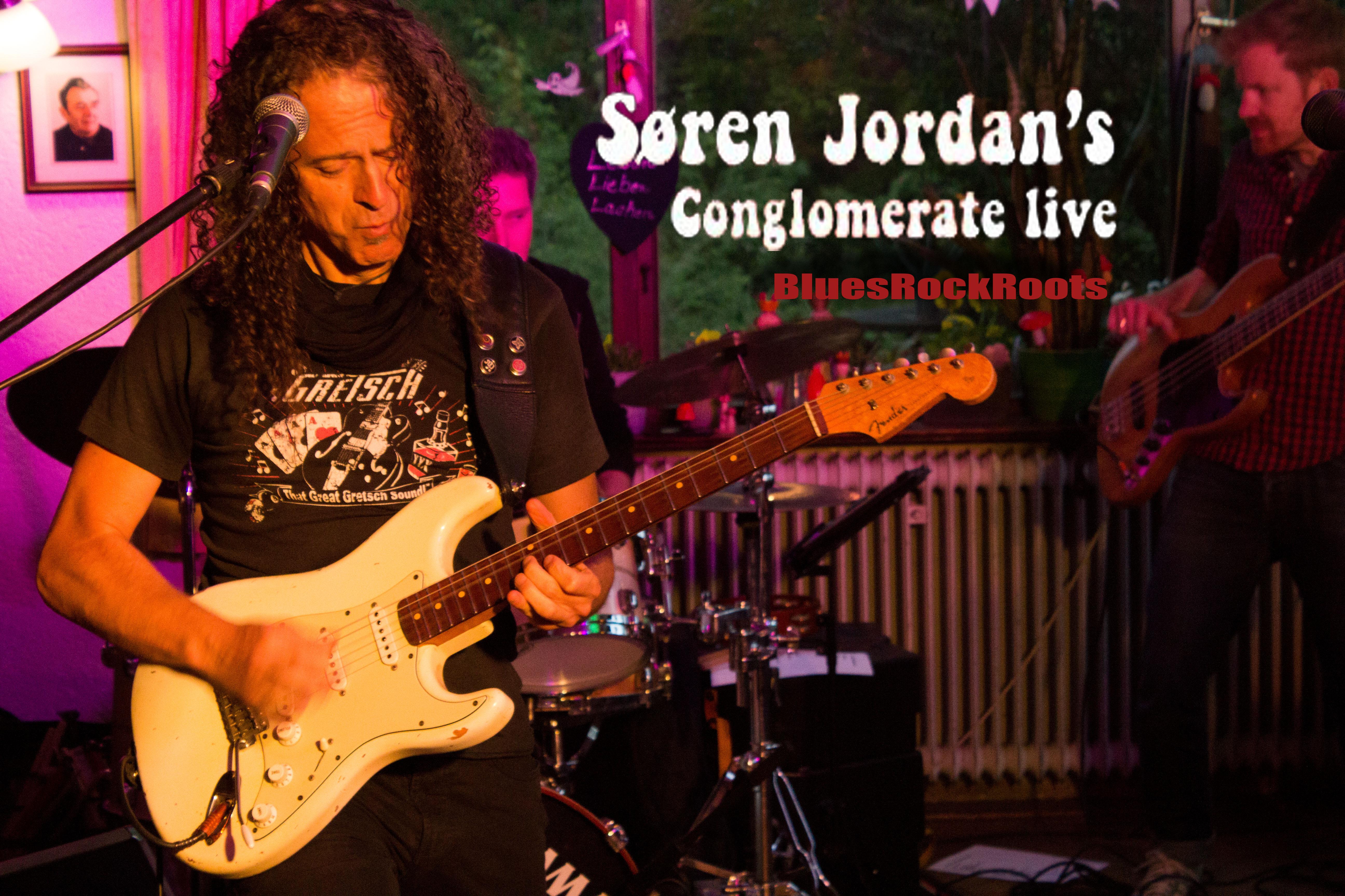 Søren Jordan\'s Conglomerate live - Leimersheim • ZW-Radio