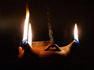 oel-lampe